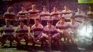 Righentini, Marcelo - Rugby - Urba contra Queensland, marzo 89 en Velez  -  - 1989/Mar/24
