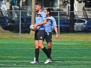 Sport Photo Book by Juan Alchourron - Rugby -  - XV de Montréal - 2021/Aug/14