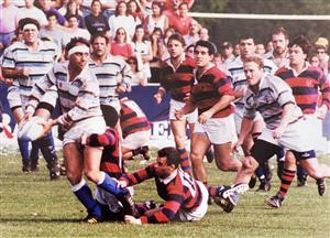 - Rugby - Superior (M) - San Isidro Club - Curupaytí Club de Rugby