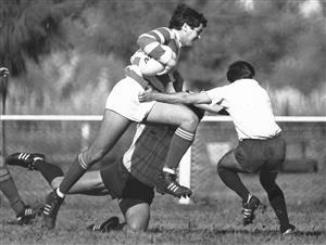 Pura potencia - Rugby -  -  -