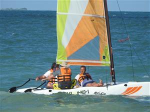 Sailing away - Sailing -  - Cancun Hotels -