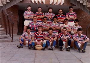 Equipo de los 80's - Rugby -  - Instituto Cardenal Stepinac -