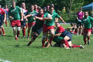 Belle échappée - Rugby -  - Rugby Club de Montréal - Ormstown Saracens RFC