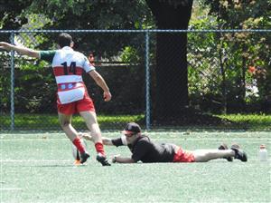On fait tout, tout, pour l'équipe... - Rugby - Senior (M) - Rugby Club de Montréal -