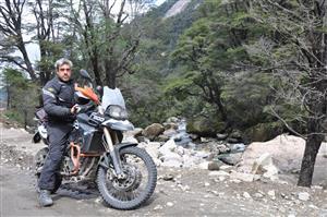 Camardon, Gonzalo - Motorcycle sport - Corsarios Tour Adventure -  - 2013/Nov/19