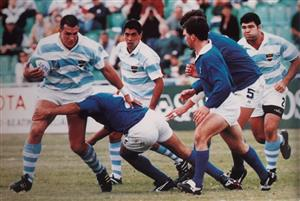 RWC 1995 - Rugby -  - Selección Argentina de Rugby -