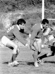 Fauve, Sebastian - Rugby - En España -  - 1992/Dec/15