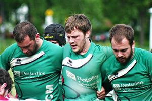 Première ligne - Rugby -  - Rugby Club de Montréal -