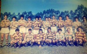 Pinaso 1984 - Rugby - M19 (M) - Belgrano Athletic Club -