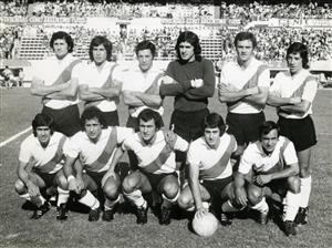 Equipo de 1975 (Campeon Metropolitano) - Soccer -  - Club Atlético River Plate -
