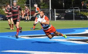 Essai - Rugby -  - Rugby Club de Montréal - Westmount Rugby Club