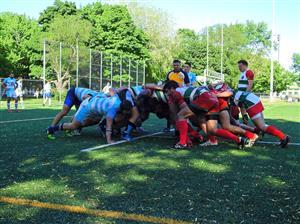 Sport Photo Book by Juan Alchourron - Rugby -  - Rugby Club de Montréal - 2018/Jun/02