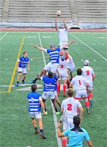 Sport Photo Book by Juan Alchourron - Rugby - Line by McGill - Université de Montréal - 2021/Sep/11