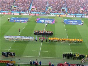 RWC 2015 - ARG vs AUS - Rugby -  - Selección Argentina de Rugby -
