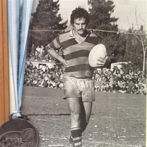 Courreges, Andres - Rugby - Perica Courreges - Club Atlético de San Isidro - 1981/Oct/10