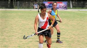 River Plate vs Banco Hipotecario, Damas 1EZ1 - Field hockey -  - Banco Hipotecario - Club Atlético River Plate