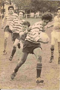 6ta division 1982 - Rugby -  - Club San Fernando - Belgrano Athletic Club