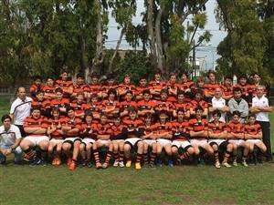 Camada 2002 - Rugby -  - Olivos Rugby Club -