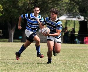 Preparando el choque - Rugby - M20 (M) - Liceo Naval -