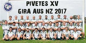 Pivetes XV - Rugby -  - Los Pinos -