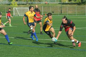 Sport Photo Book by Juan Alchourron - Rugby -  - Parc Olympique Rugby - 2021/Sep/18