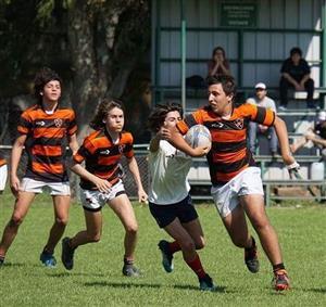 Regreso de Caco a las canchas - Rugby -  - Olivos Rugby Club -