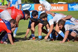 Se lanza el scrum - Rugby -  - Centro Naval - Asociación Deportiva Francesa