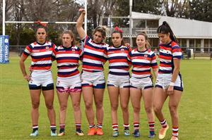 Final Four de Rugby Femenino - Rugby - Por primera vez se jugó en este formato la definición del torneo de rugby femenino. - Old Resian Club - 2021/Aug/23