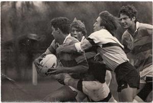 Los Cedros vs Belgrano Ath 1981 - Rugby - M16 (M) - Los Cedros - Belgrano Athletic Club