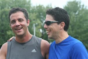 Après l'arrivée - Running -  - NDG Roadrunners -