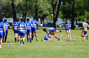 Sport Photo Book by Juan Alchourron - Rugby - Try - Cegep John Abbott - 2021/Sep/12