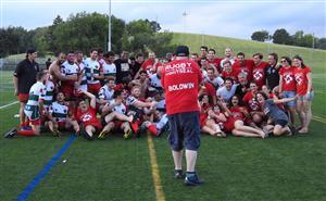 On a gagné ! - Rugby -  - Rugby Club de Montréal -