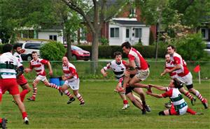 How could he? - Rugby -  - Rugby Club de Montréal - Ottawa Beavers & Banshees Rugby Football Club
