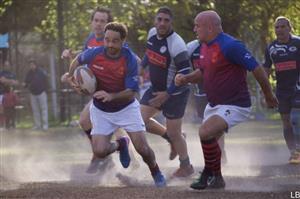 No la paso  - RugbyV -  - Asociación Deportiva Francesa - Club Ciudad de Campana