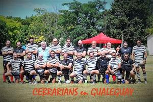 Cebrarians en Gualeguay - RugbyV -  - Cebrarians Rugby Classics -