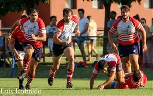 El campo parece libre para avanzar - Rugby -  - Areco Rugby Club - Asociación Deportiva Francesa