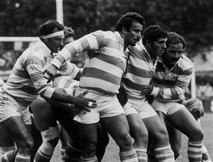 Los Pumas preparando el scrum - Rugby -  - Selección Argentina de Rugby -