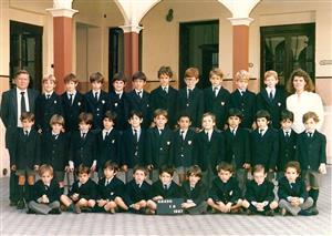 Egresados 1998 - 1er grado B - Social -  - Colegio San Miguel  -