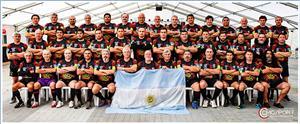 Equipo de 2018 - RugbyV -  - Alacranes -