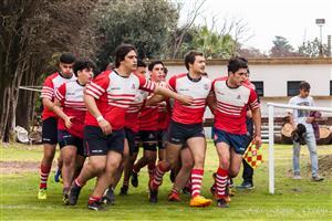 El equipo entra a la cancha - Rugby -  - Areco Rugby Club - 2021/Aug/16