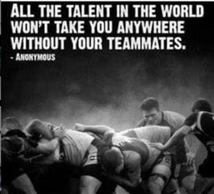 All the talent in the world... - Rugby -  - Cegep John Abbott -