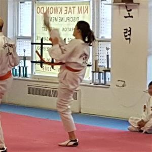Green Belt Test - Taekwondo -  - Kim's Taekwondo -