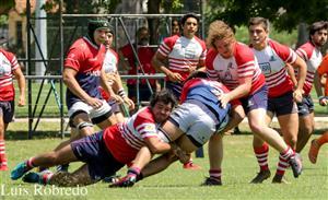 Lindo tackle - Rugby -  - Areco Rugby Club - Asociación Deportiva Francesa