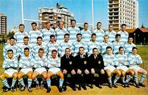 Equipo de 1965 - Rugby -  - Selección Argentina de Rugby -