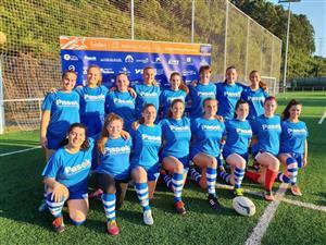Equipo femenno de 2018 - Rugby -  - Belenos Rugby Club -