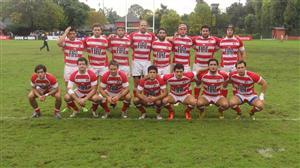 Equipo de 2014 - Rugby -  - Jockey Club Córdoba - 2014/Apr/05