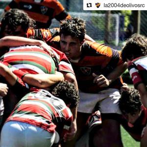 El larpi siguiendo los pasos.... - Rugby -  - Olivos Rugby Club -