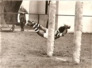 Try del CASI - Rugby -  - Club Atlético de San Isidro -