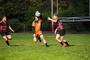 Sport Photo Book by Juan Alchourron - Rugby - Whohaaa! - Cegep Vanier - 2021/Oct/24