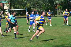 Sport Photo Book by Juan Alchourron - Rugby - Race to the last try #4 - Cegep John Abbott - 2021/Sep/12